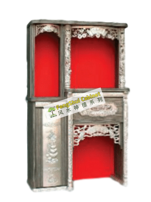 Malaysia Chinese Praying Altar Cabinet In